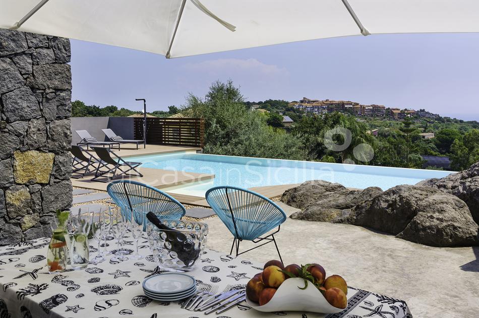 Villa Corinne Villa con Piscina in affitto ad Aci Castello Sicilia - 17
