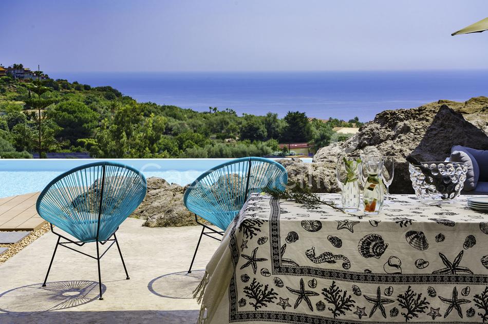 Villa Corinne Villa con Piscina in affitto ad Aci Castello Sicilia - 18