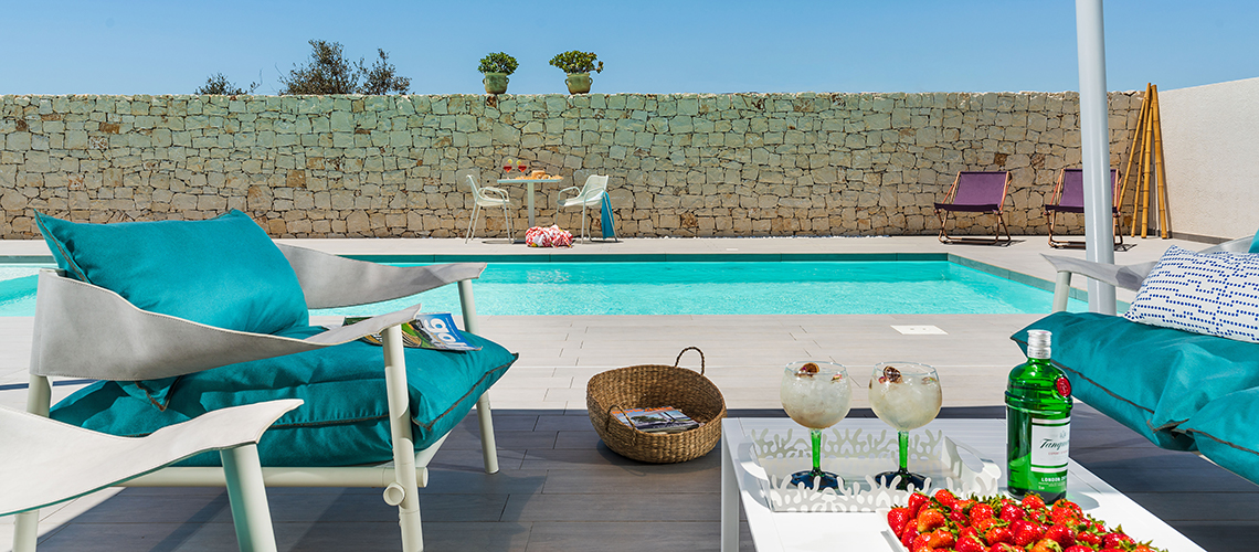 Villa Nica Sicily Villa by the Sea with Pool for rent in Marzamemi - 2