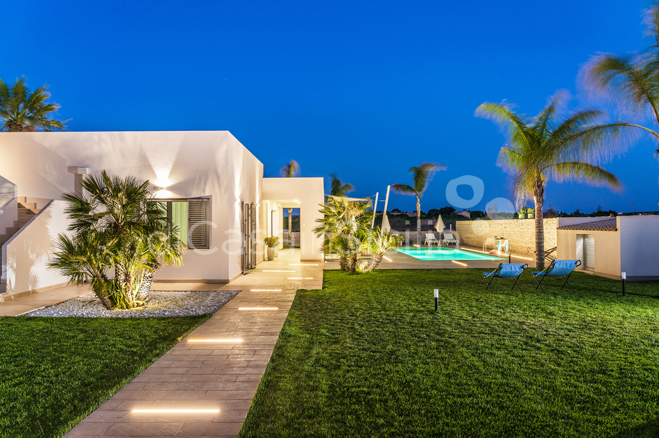 Villa Nica Sicily Villa by the Sea with Pool for rent in Marzamemi - 42