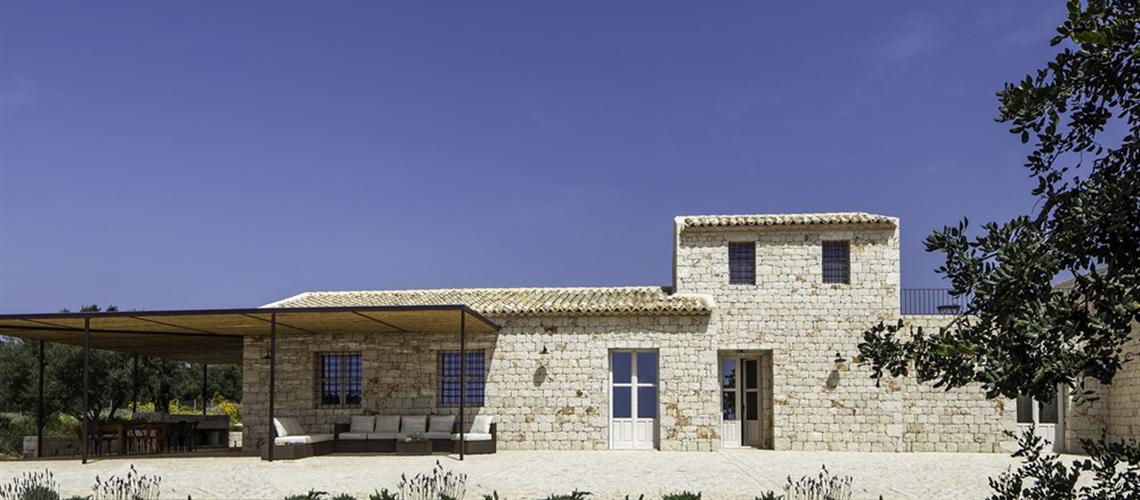 Pietrantica Family Villa with Pool and Sea View for rent Scicli Sicily - 39