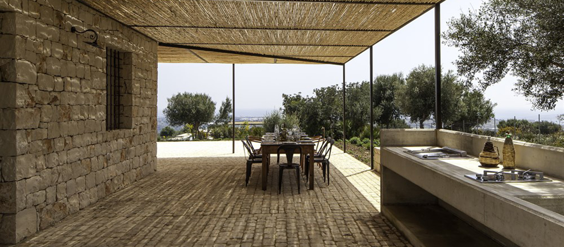 Pietrantica Family Villa with Pool and Sea View for rent Scicli Sicily - 40