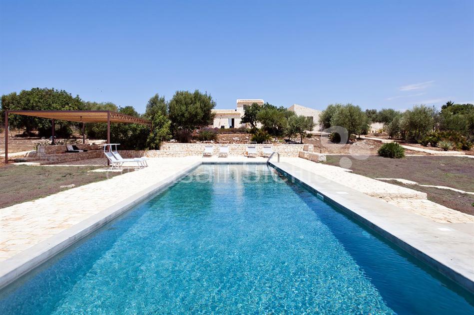 Pietrantica Family Villa with Pool and Sea View for rent Scicli Sicily - 4