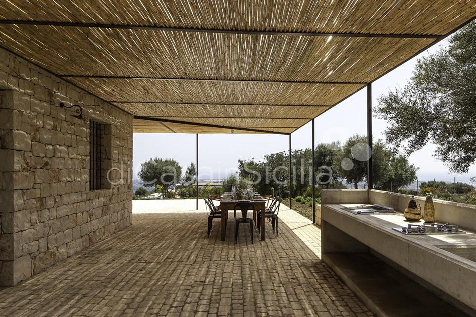 Pietrantica Family Villa with Pool and Sea View for rent Scicli Sicily - 13