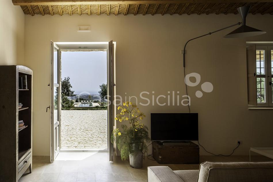 Pietrantica Family Villa with Pool and Sea View for rent Scicli Sicily - 14