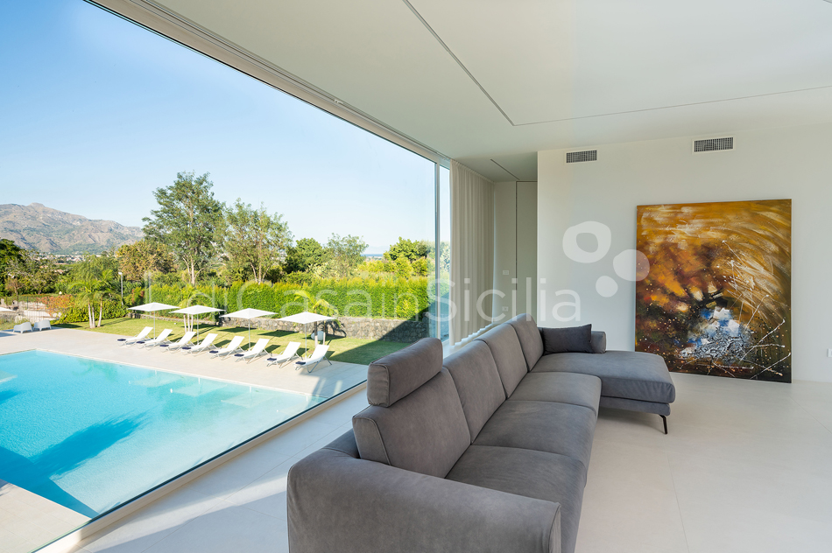Villa Greta Luxury Villa with Pool and Garden near Taormina Sicily  - 42