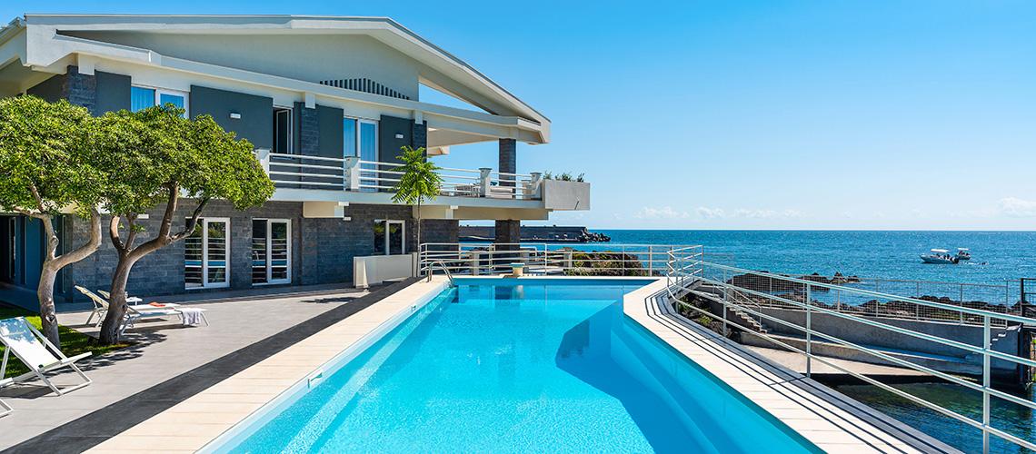 Villa Isabella Villa sul Mare con Piscina in affitto vicino Catania - 59