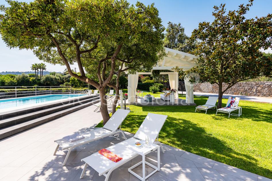 Villa Isabella Villa sul Mare con Piscina in affitto vicino Catania - 3