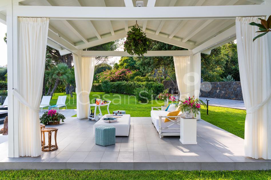 Villa Isabella Villa sul Mare con Piscina in affitto vicino Catania - 4