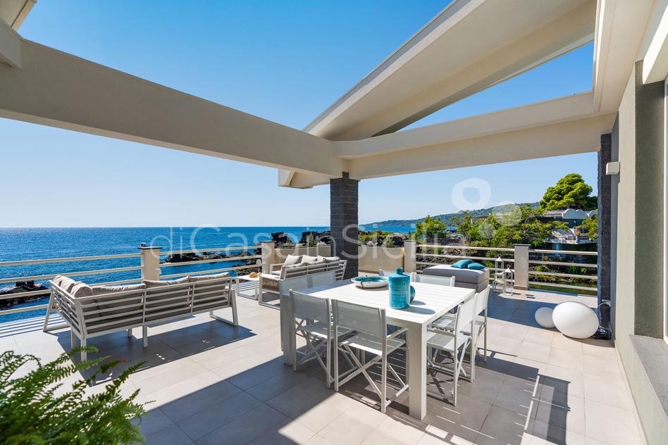 Villa Isabella Villa sul Mare con Piscina in affitto vicino Catania - 8