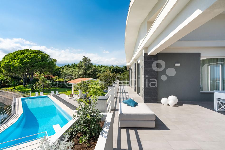Villa Isabella Villa sul Mare con Piscina in affitto vicino Catania - 9