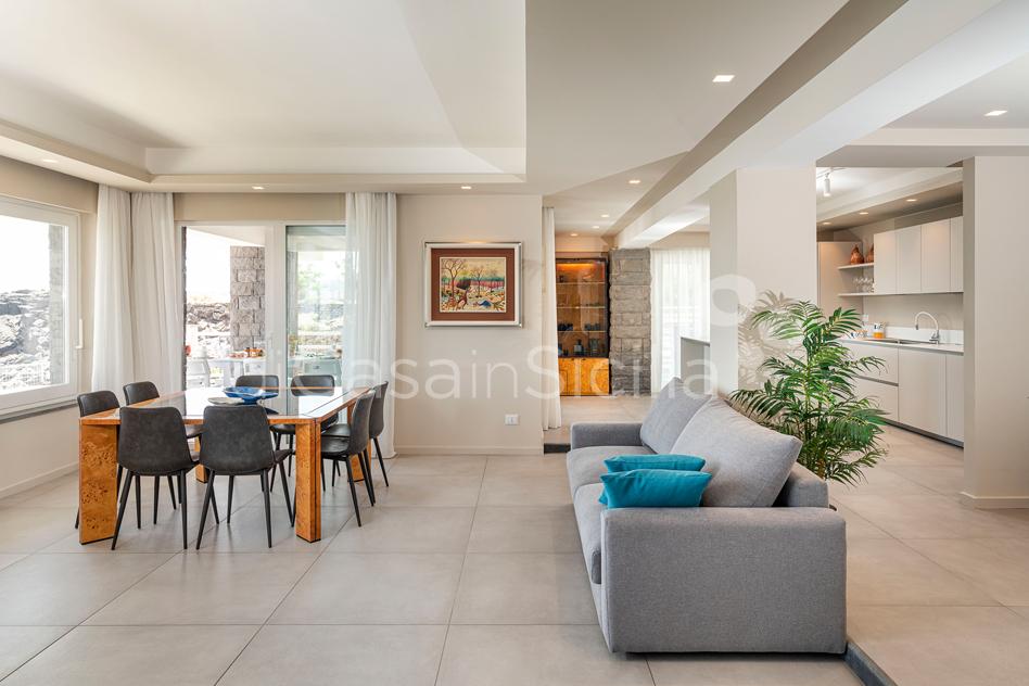 Villa Isabella Villa sul Mare con Piscina in affitto vicino Catania - 49