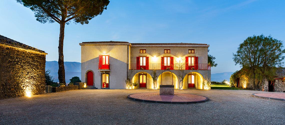 Etna Retreat Villa con Piscina in affitto sull'Etna Sicilia - 4