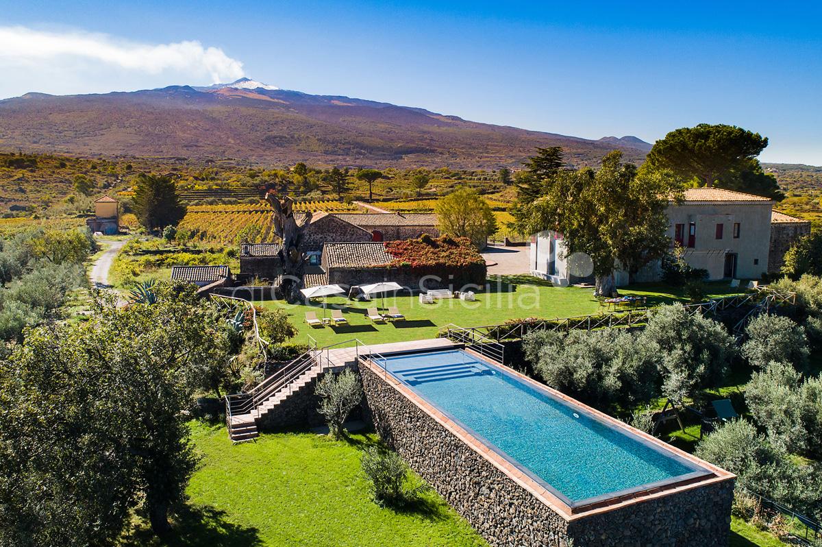 Etna Retreat Villa con Piscina in affitto sull'Etna Sicilia - 14