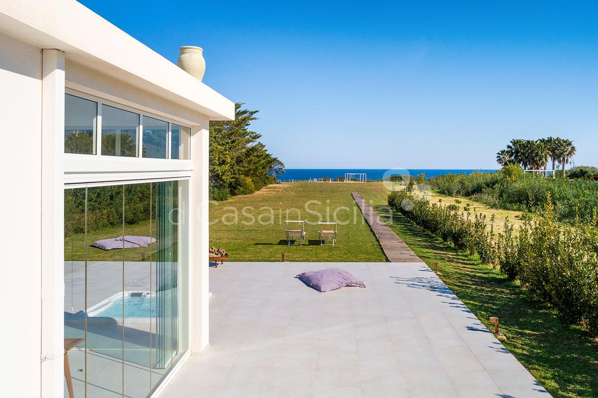 Caponegro Villa Fronte Mare in affitto ad Avola Siracusa - 10