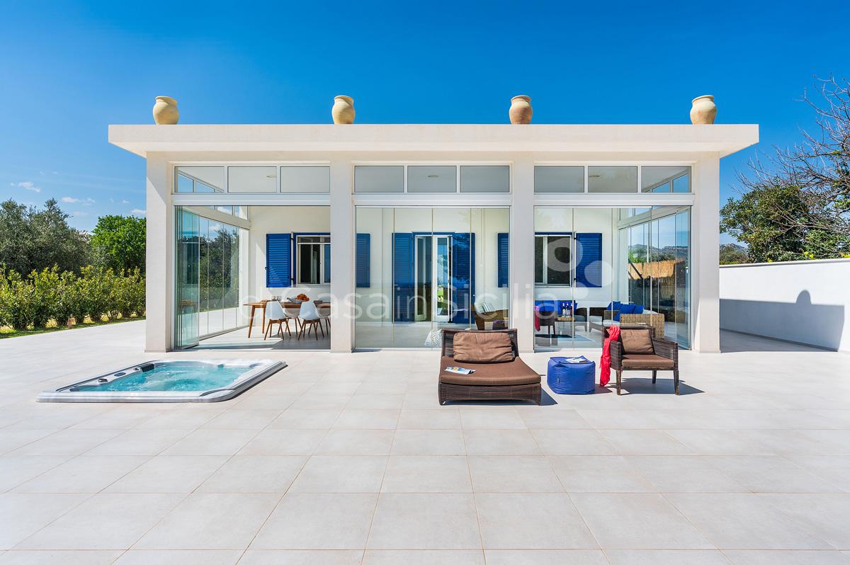 Caponegro Villa Fronte Mare in affitto ad Avola Siracusa - 14