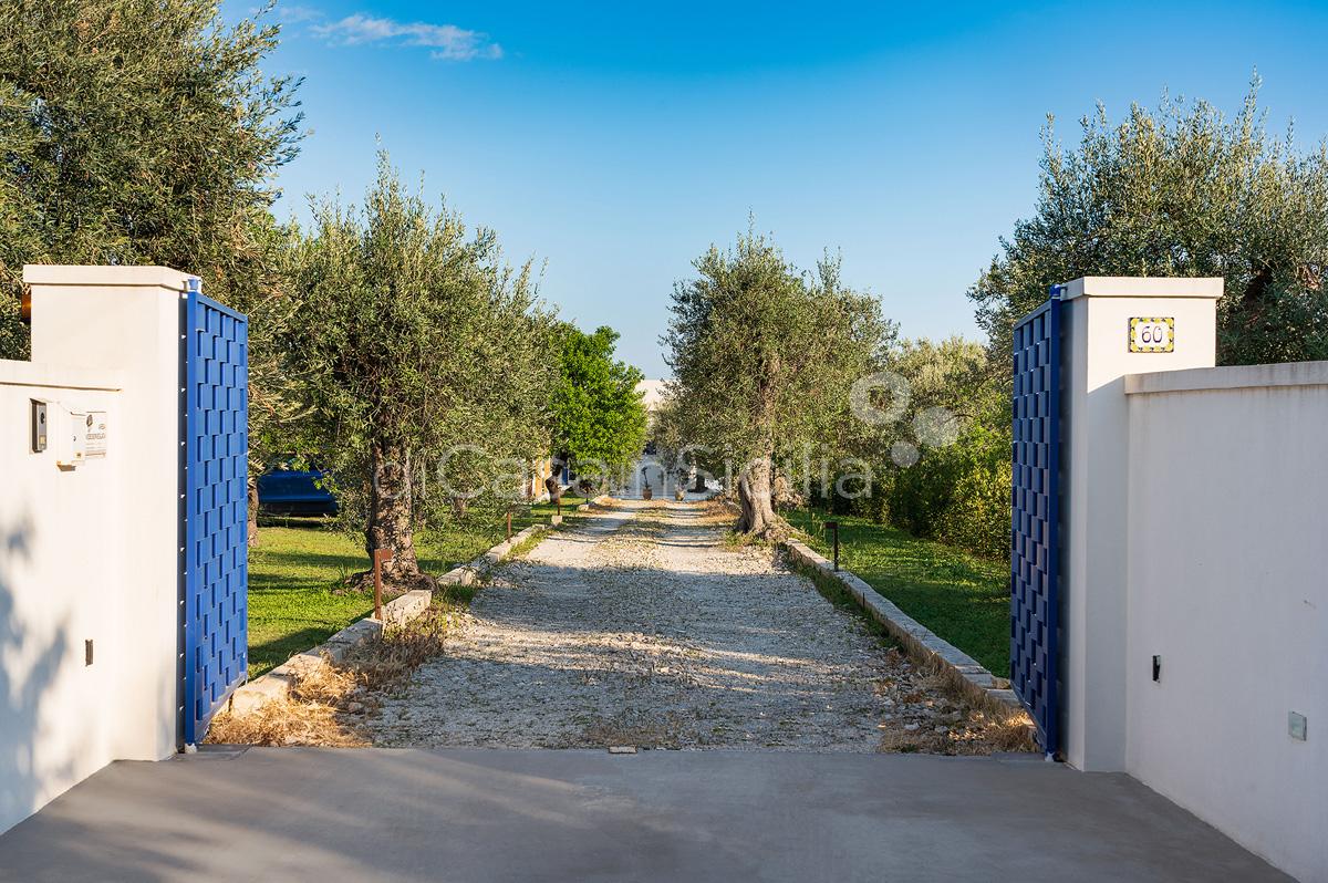 Caponegro Villa Fronte Mare in affitto ad Avola Siracusa - 44