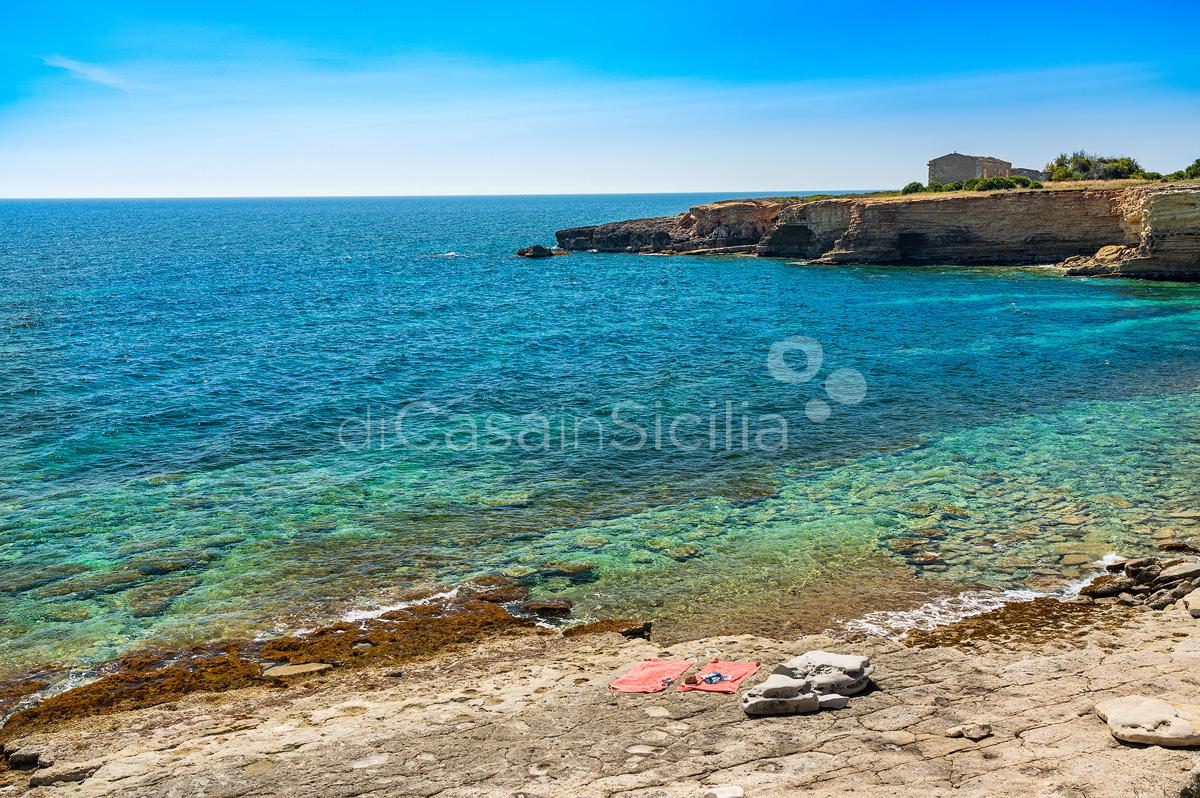 Caponegro Villa Fronte Mare in affitto ad Avola Siracusa - 47