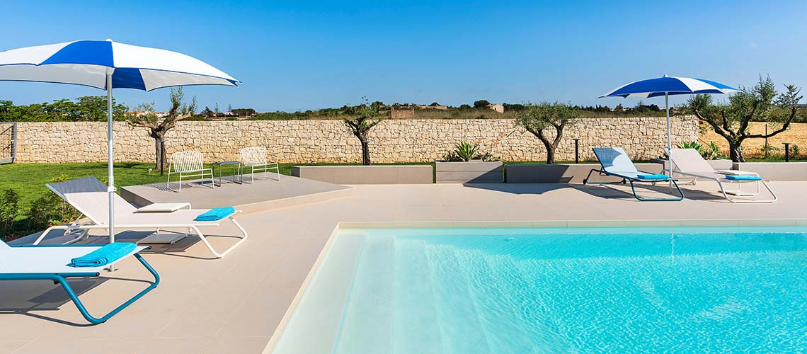 Villa Mia Esclusiva Villa con piscina in affitto a Marzamemi Sicilia - 31