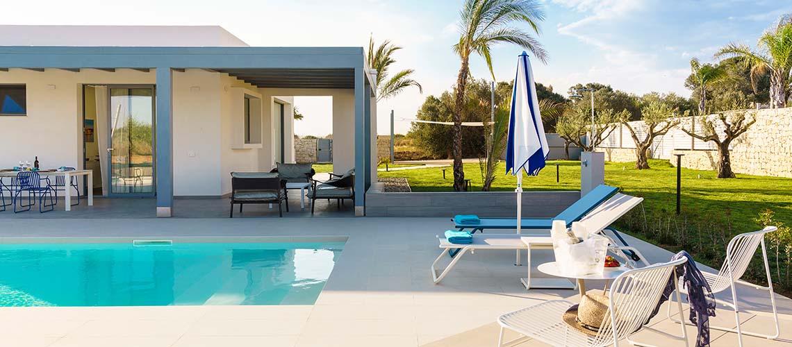 Villa Mia Esclusiva Villa con piscina in affitto a Marzamemi Sicilia - 32