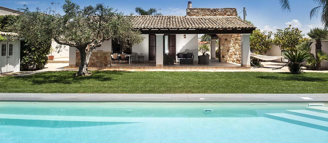 Albirosa Villa al Mare con Piscina in affitto Mazara del Vallo Sicilia  - 0