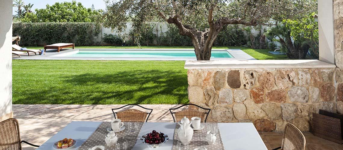 Albirosa Villa al Mare con Piscina in affitto Mazara del Vallo Sicilia  - 1