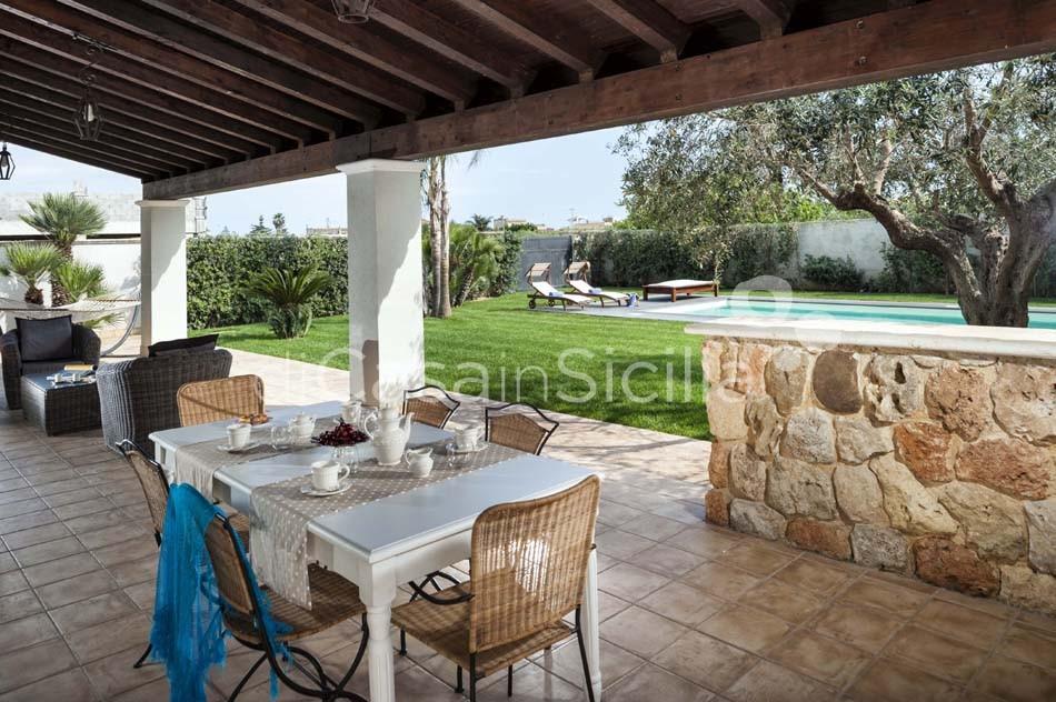 Albirosa Villa al Mare con Piscina in affitto Mazara del Vallo Sicilia  - 9