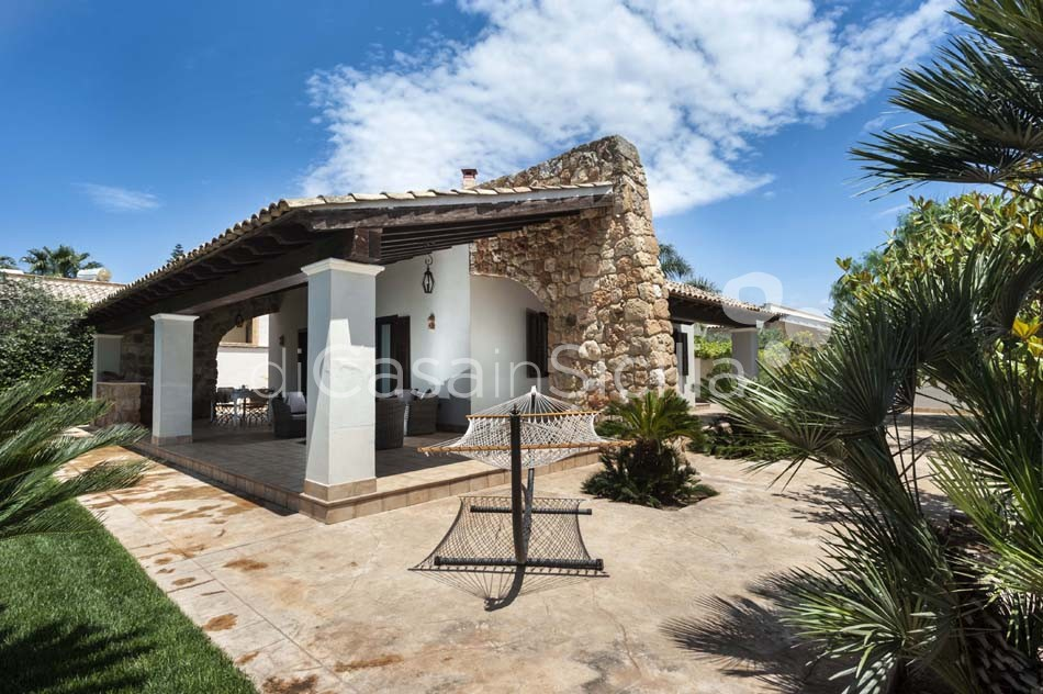 Albirosa Villa al Mare con Piscina in affitto Mazara del Vallo Sicilia  - 12