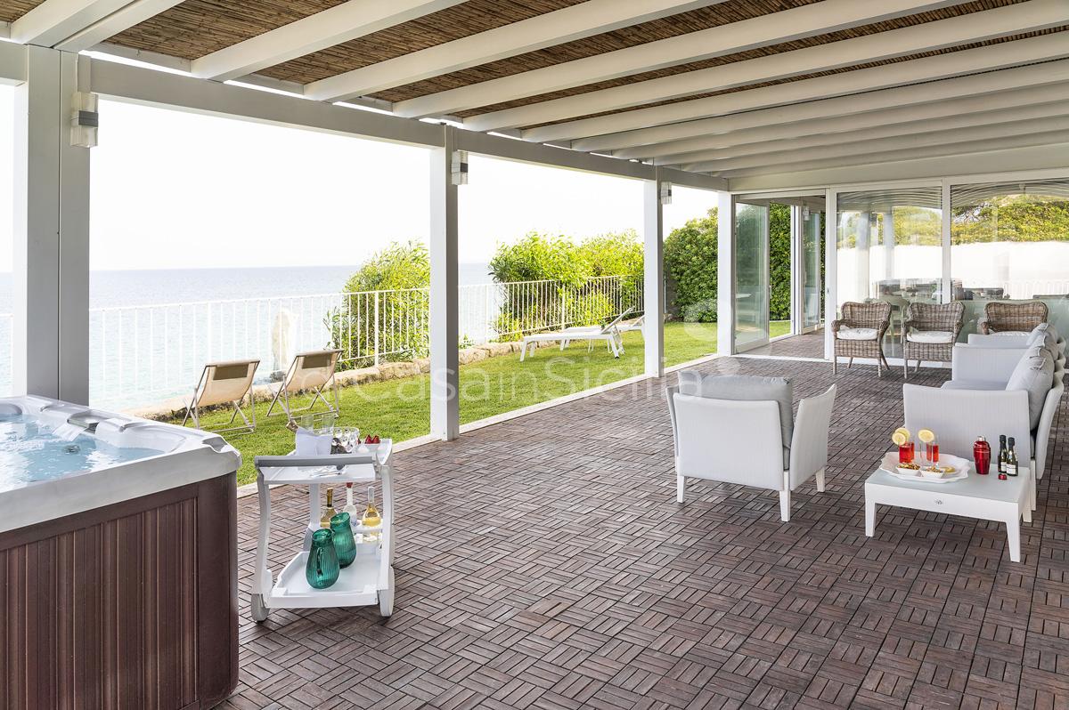 Stella Maris Villa fronte mare in affitto a Noto Sicilia - 49