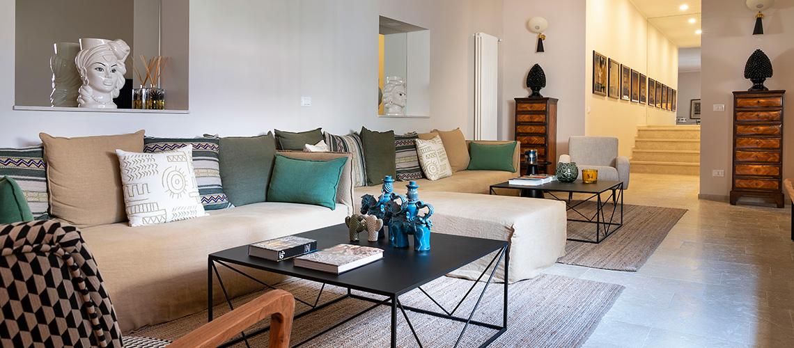 Aurispa lussuoso Appartamento in affitto a Noto centro storico Sicilia - 2