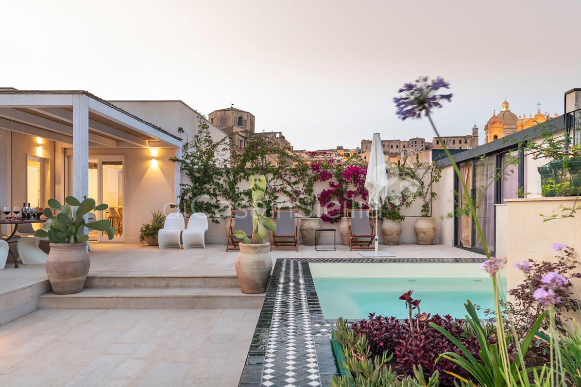 Aurispa lussuoso Appartamento in affitto a Noto centro storico Sicilia - 20