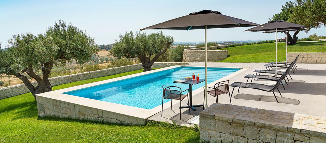 ColleVerde Villa con Piscina in affitto a Noto, Sicilia - 0