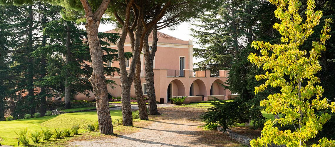 Tenuta della Contea Sicily Villa with Pool for rent near Mount Etna - 2