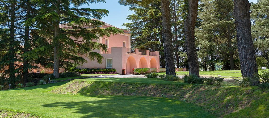 Tenuta della Contea Sicily Villa with Pool for rent near Mount Etna - 3