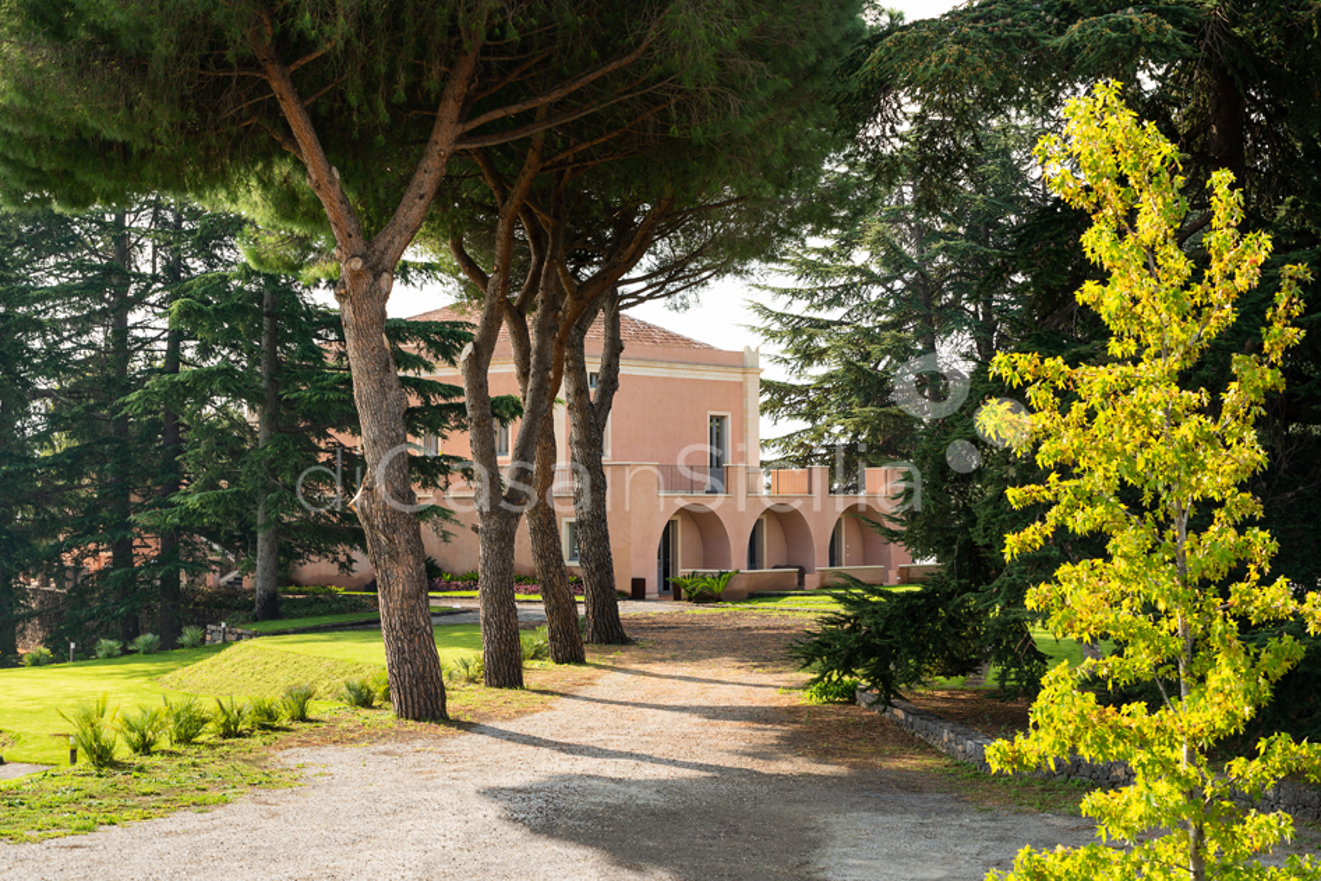 Tenuta della Contea Sicily Villa with Pool for rent near Mount Etna - 9