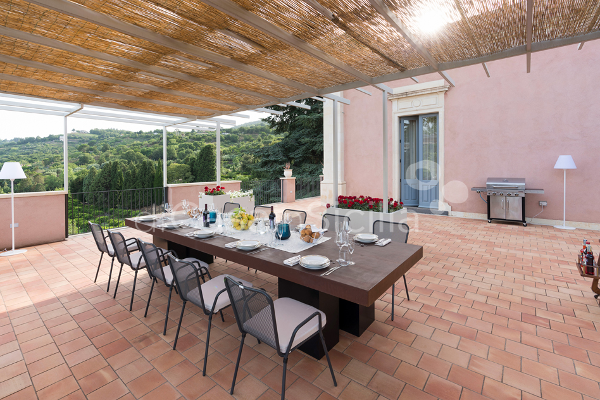 Tenuta della Contea Sicily Villa with Pool for rent near Mount Etna - 23