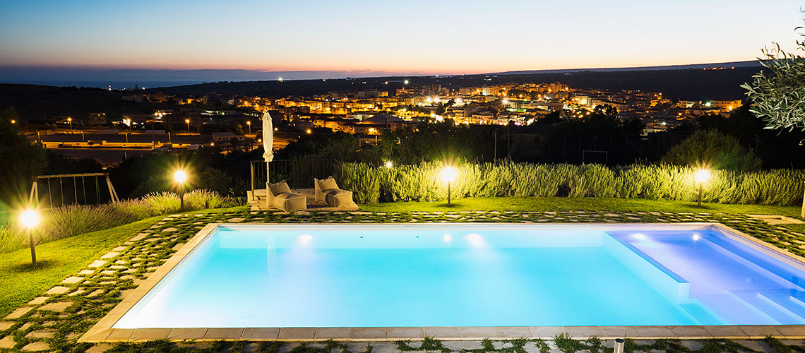 Corte Dorata Country Villa with Pool and Spa for rent Scicli Sicily - 0