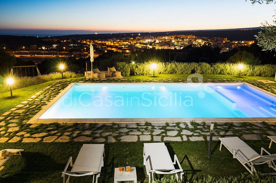 Corte Dorata Country Villa with Pool and Spa for rent Scicli Sicily - 5
