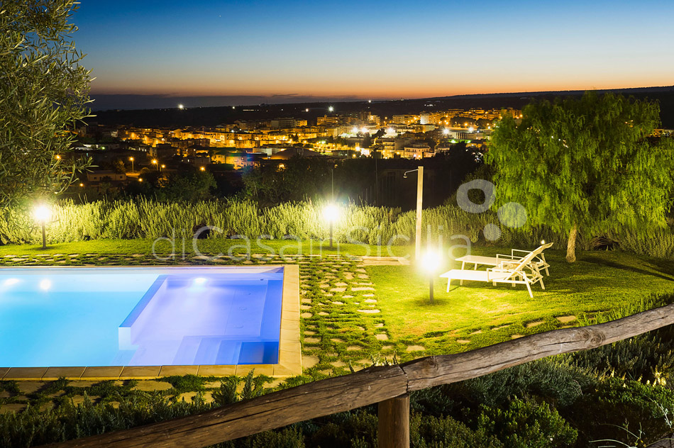 Corte Dorata Country Villa with Pool and Spa for rent Scicli Sicily - 6