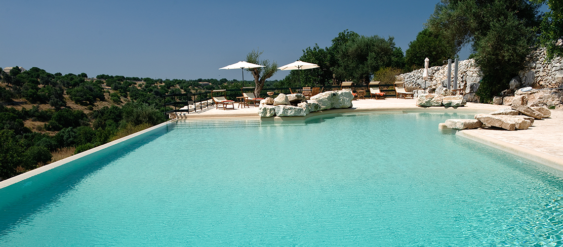 Country homes with pool in Ragusa | Di Casa in Sicilia - 20