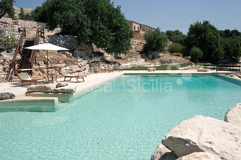 Corte Iblea Terrazza Camarina House with Pool for rent Ragusa Sicily - 1