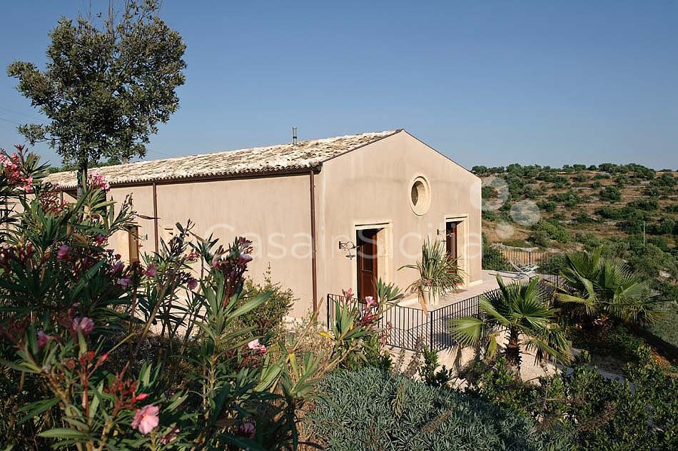 Corte Iblea Terrazza Camarina House with Pool for rent Ragusa Sicily - 5