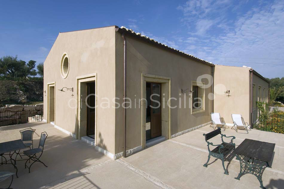 Corte Iblea Terrazza Camarina House with Pool for rent Ragusa Sicily - 6