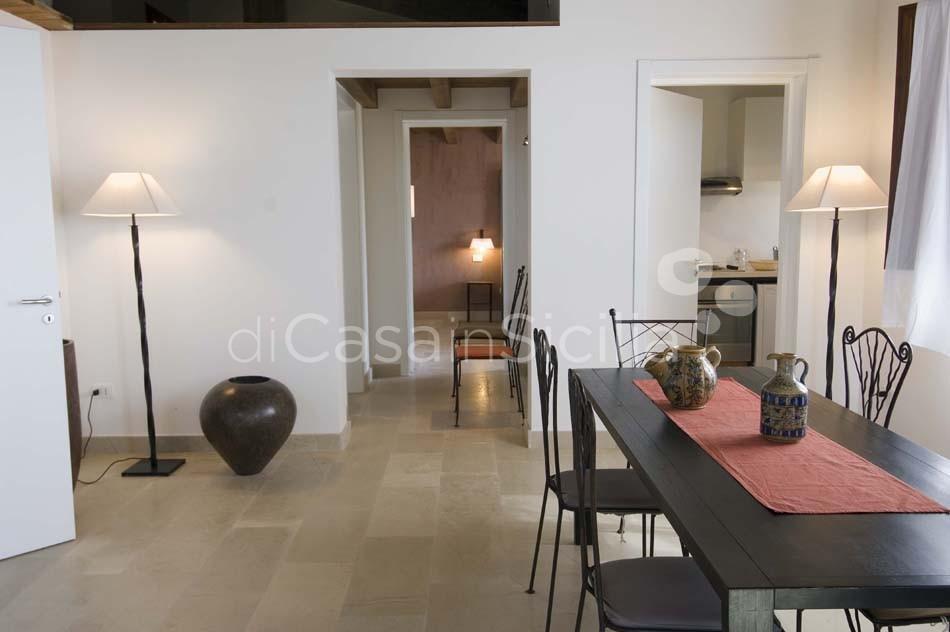 Corte Iblea Terrazza Camarina House with Pool for rent Ragusa Sicily - 8