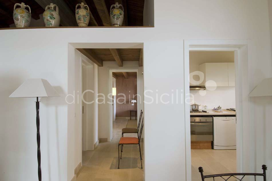 Corte Iblea Terrazza Camarina House with Pool for rent Ragusa Sicily - 9