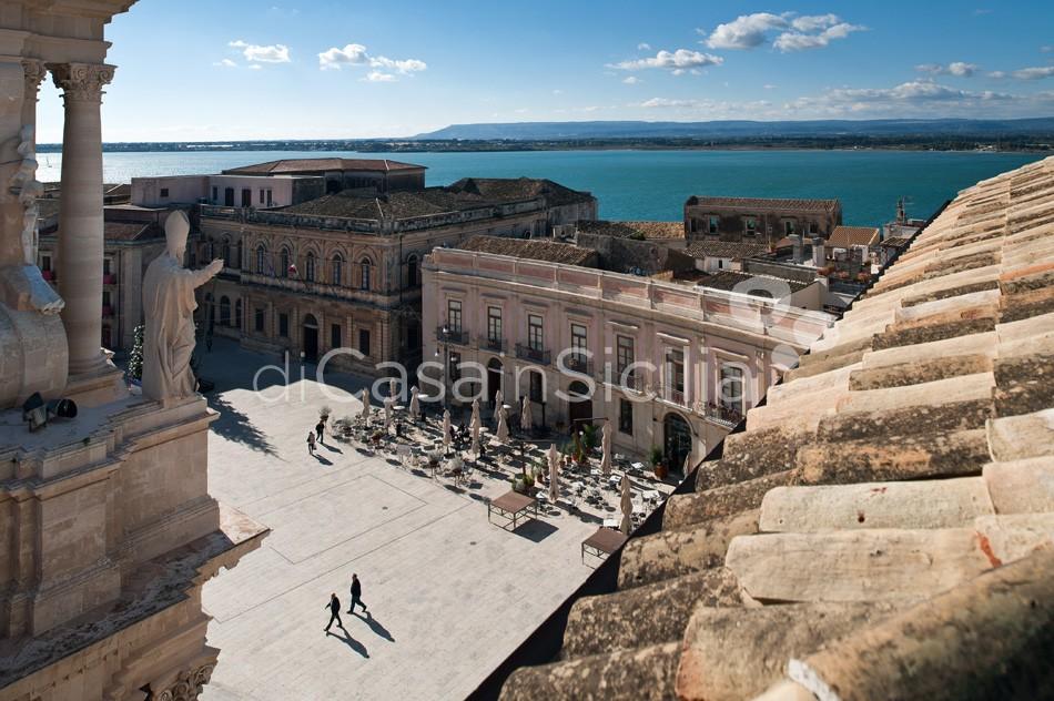 Corte Iblea Terrazza Camarina House with Pool for rent Ragusa Sicily - 19