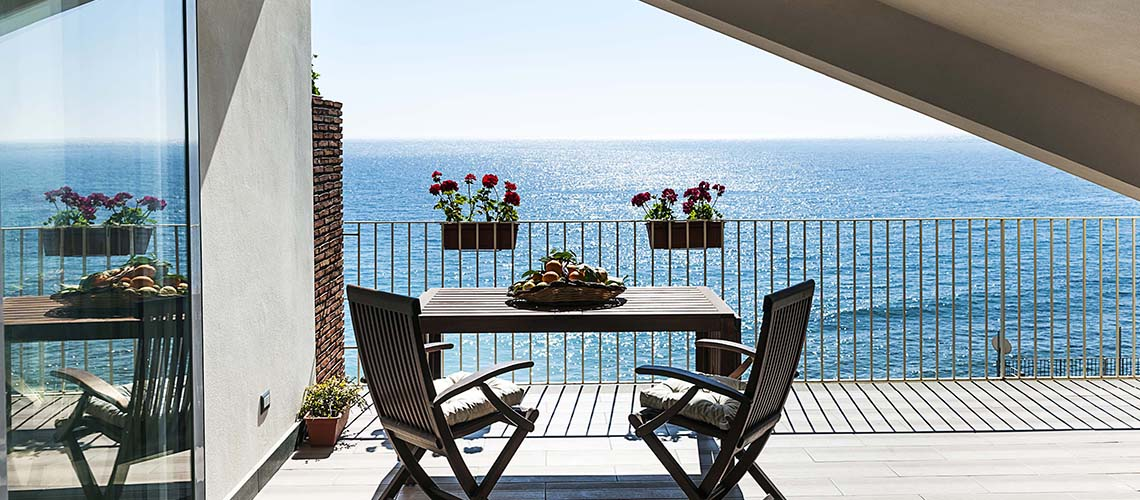 Alyssa 1 Apartment by the Beach for rent near Taormina Sicily - 0