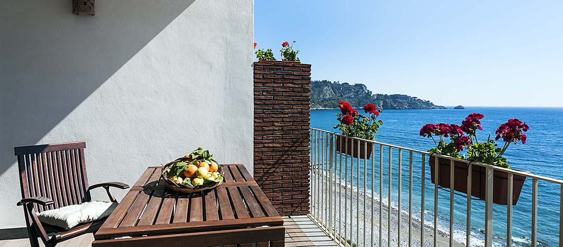 Alyssa 1 Apartment by the Beach for rent near Taormina Sicily - 3