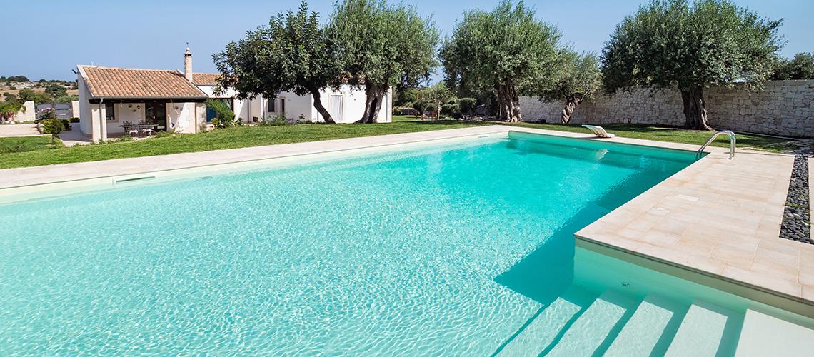 Corte Moscata Villa con Piscina in Campagna affitto Noto Sicilia - 48