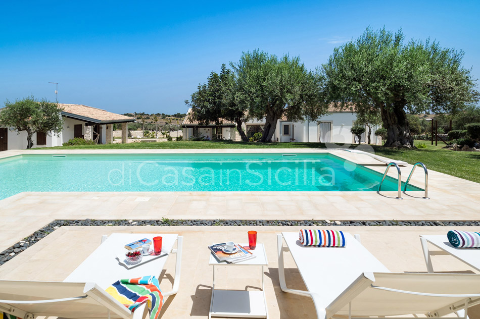 Corte Moscata Country Villa with Swimming Pool for rent near Noto - 0
